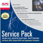 APC SERVICE PACK 1 YEAR EXTENDED WARRANTY, 7X24