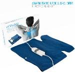 ALMOHADILLA MANTA ELÉCTRICA EWARM PADS NECK & SHOULDERS