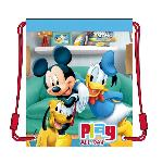 BOLSA DE MERIENDA DE MICKEY MOUSE PLAY