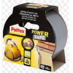 CINTA POWER TAPE 10MT. GRIS