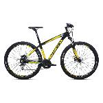 COLUER ASCENT 292 HS DISC HD  24 VELOCIDADES NEGRO/AMARILLO