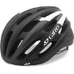 GIRO CASCO FORAY  MATTE BLACK/WHITE
