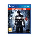 JUEGO SONY PS4 HITS UNCHARTED 4