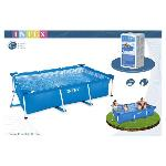 PISCINA DESMONTABLE INTEX SMALL FRAME 260X160X65 CM-2.282 L