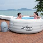 JACUZZI SPA INFLABLE 196X71CM. 28444