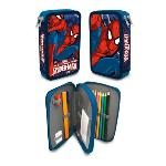 PLUMIER DOBLE DE SPIDERMAN
