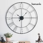 RELOJ DE PARED ROMAN NUMBERS XL HOMANIA