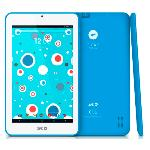 "TABLET SPC GLOW7  7"" IPS QUAD CORE 512MB DDR3 8GB BT WIFI BATERIA 2500MAH COLOR AZUL"