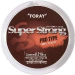 TORAY SUPER STRONG  0.21MM 150MTS
