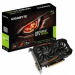 VGA GIGABYTE NVIDIA G-FORCE GTX 1050 TI WINDFORCE 4GB GDDR5 PCI-E 3.0, DVI-D, HDMI, DP