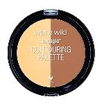 WETN WILD MEGAGLO CONTOURING PALETTE CARAMEL TOFFEE
