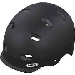 ABUS CASCO SCRAPER KID V.2 VELVET BLACK