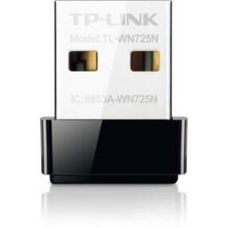 ADAPTADOR WI-FI TP-LINK WN725N 150 MBPS - 2,48 GH