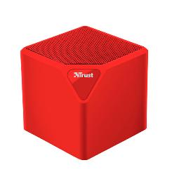 ALTAVOZ TRUST BLUETOOTH PRIMO WIRELESS RED - 10 METROS - BATERIA RECARGABLE - ENTRADA DE LINEA -  SD MICRO / USB 22485