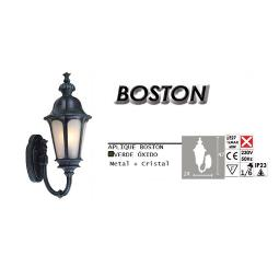 APLIQUE BOSTON VERDE OX