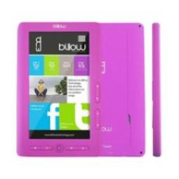 "Billow E2tlb Color Ebook Reader 7"" 4gb rosa- Ebooks"