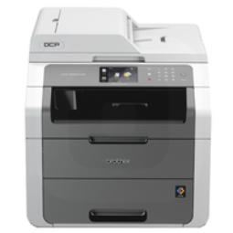 BROTHER DCP-9020CDW, LED, 600 X 600 DPI, 1200 X 2400 DPI, A4, 216 X 356 MM, 19200 X 19200 DPI