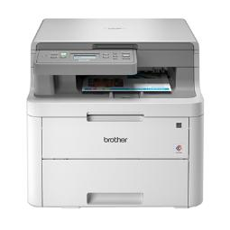 BROTHER DCP-L3510CDW LED COLOR 18PPM USB/RED/WIFI