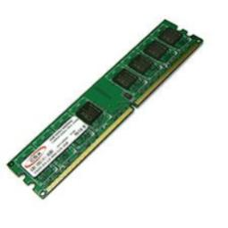 COMPUSTOCX CSXO-D2-LO-667-1G-BL, DDR2, PC/SERVER, 240-PIN DIMM, 128M X 64, 1 X 1 GB