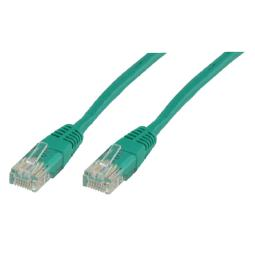 CABLE DE RED UTP CAT5E RJ45 (8/8) MALE - RJ45 (8/8) MALE