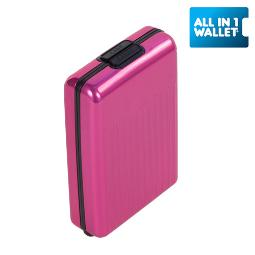 CARTERA DE ALUMINIO ALL IN 1