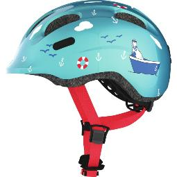 CASCO ABUS SMILEY 2.0 TURQUESA SAILOR