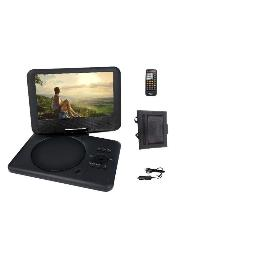 "DVD PORTATIL SUNSTECH DLPM914BK 9"" PARA COCHE"