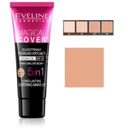 EVELINE MAQUILLAJE MAGICAL COVER 04