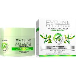 EVELINE NAT. GREEN OLIVE 50 ML  NVO**
