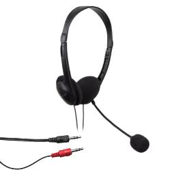 HEADPHONE TACENS ANIMA AH118 MICROFONO CON CONTROL  DE VOLUMEN