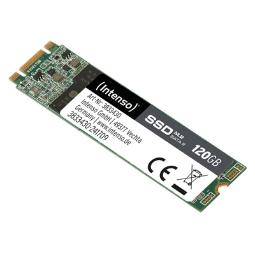INTENSO 3833430 HIGH SSD M.2 120GB 2.5 PULGADAS SATA3