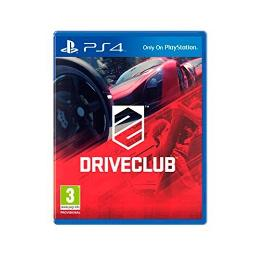 JUEGO SONY PS4 DRIVECLUB