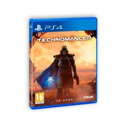 JUEGO SONY PS4 THE TECHNOMANCER