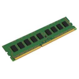 KINGSTON TECHNOLOGY VALUERAM KVR13N9S6/2, DDR3, PC/SERVER, 240-PIN DIMM, ORO, 256M X 64, X16