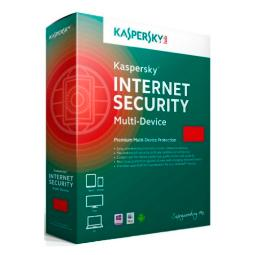 KASPERSKY INTERNET SECURITY MULTIDEVICE 1 DISPOSITIVO 1 AÑO SPANISH EDITION