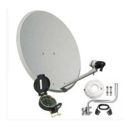 KIT PARABOLICA ENGEL AN0432E 80CM+LNB+LOCAL+KIT
