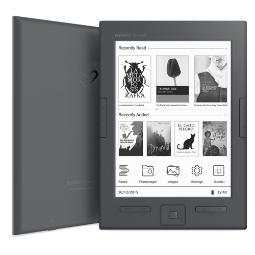"LIBRO ELECTRONICO ENERGY SISTEM EREADER SLIM HD 6"" 8GB"