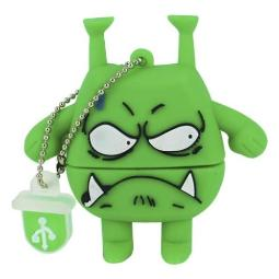 MEMORIA MOOSTER USB 16GB TOONS ANGRY MONSTER MX 287