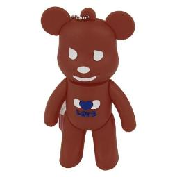 MEMORIA MOOSTER USB 16GB TOONS BROWN BEAR MX 104