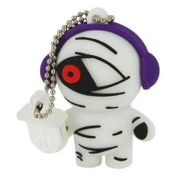 MEMORIA MOOSTER USB 16GB TOONS COOL MUMMY MX 168