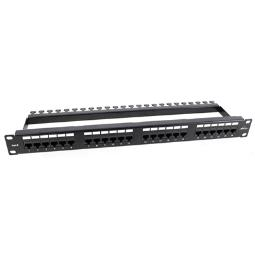 MONOLYTH PATCH PANEL 24 PUERTOS 19 PULGADAS UTP KEYSTONE