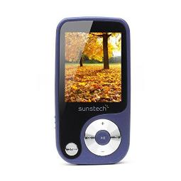 MP4 SUNSTECH THORN 4 GB AZUL
