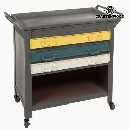 MUEBLE CAMARERA (89,50 X 43,50 X 84 CM) - COLECCIóN THUNDER BY CRAFTENWOOD