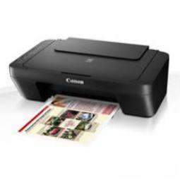 MULTIFUNCION  CANON MG3050BK INYECCION COLOR PIXMA A4 NEGRA WIFI