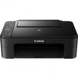 MULTIFUNCION  CANON TS3150 INYECCION COLOR PIXMA A4 NEGRA WIFI