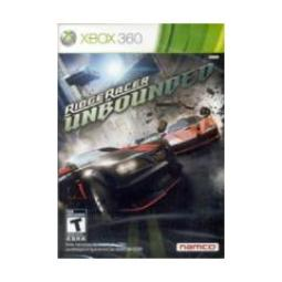 NAMCO BANDAI GAMES RIDGE RACER UNBOUNDED, XBOX 360, RACING, BUGBEAR ENTERTAINMENT LTD., T (TEEN), ENG