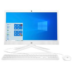 ORDENADOR ALL IN ONE HP 21-B0007NS CELERON J4025 2.0GHZ/ 4GB/ SSD256GB/ WIFI/ BT/ W10