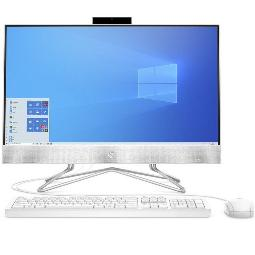 ORDENADOR ALL IN ONE HP 22-DF0054NS PENTIUM J5040 2GHZ/ 8GB/ SSD256GB/ WIFI/ BT/ W10