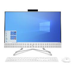 ORDENADOR ALL IN ONE HP 24-DF0102NS PENTIUM G6400T 8GB/ SSD512GB/ WIFI/ BT/ W10