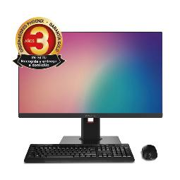 "ORDENADOR PC ALL IN ONE AIO PHOENIX UNITY 23.8"" FHD / INTEL I5 9400/ 8GB DDR4 / 480GB SSD / TECLADO Y RATÓN INALAMBRICO"
